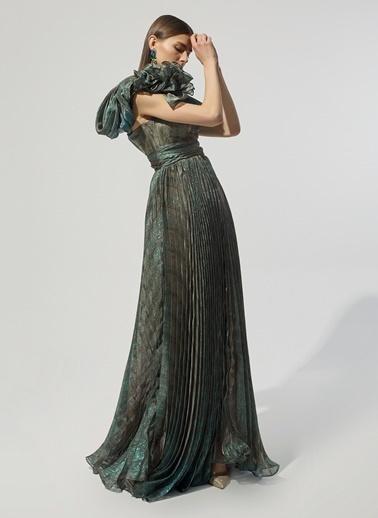 Dilek Hanif Elbise Yeşil